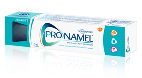 A box of Pronamel® Fresh Wave Toothpaste