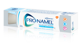 A box of Pronamel® Gentle Whitening Toothpaste