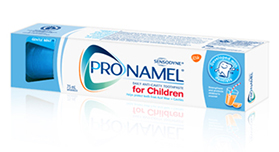 A box of Pronamel® for Children Toothpaste